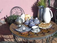 Lire la suite:  Maison d'hotes  Riad Lahboul Meknes
